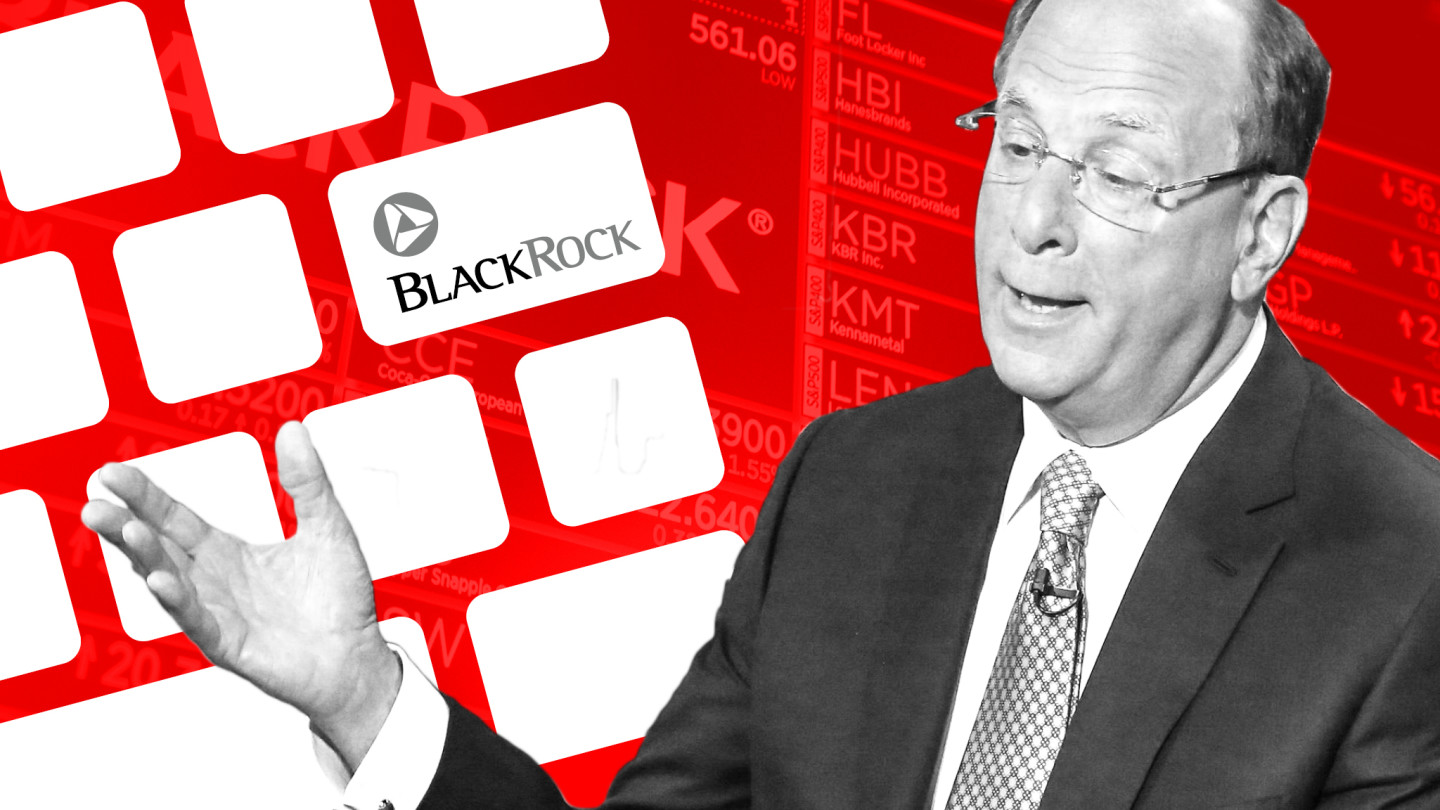 Blackrock Betting on Machines and Algorithms More than Humans