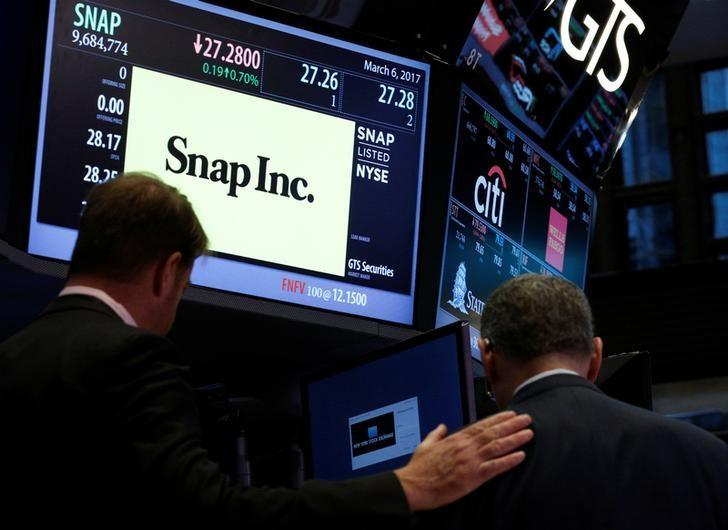 Snap Grabs Its Very First 'BUY' Rating