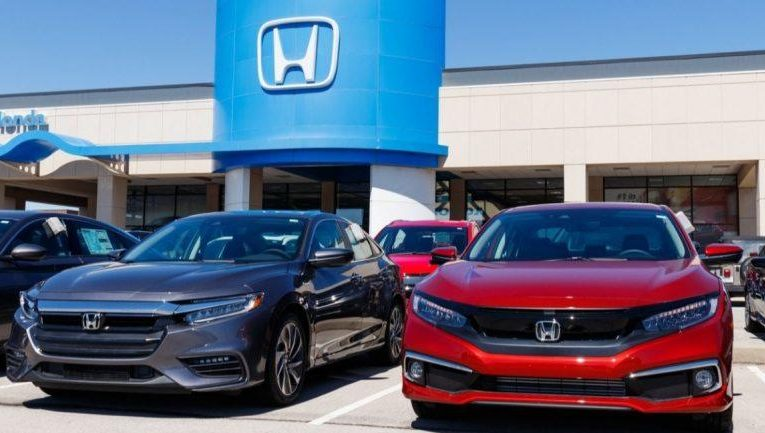 Honda Halts Production at Some Plants After Being Hit by a Cyberattack