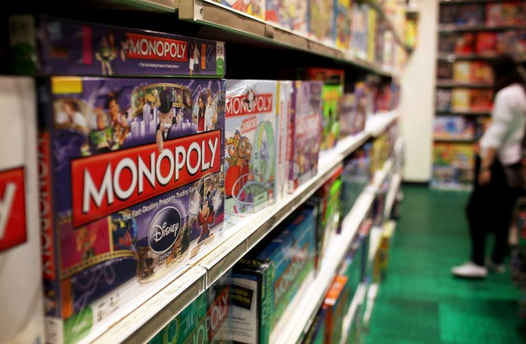 Hasbro's Shares Drops, Revenue Falls 29% As Stores Closure, Product Shortage Hurt Sales