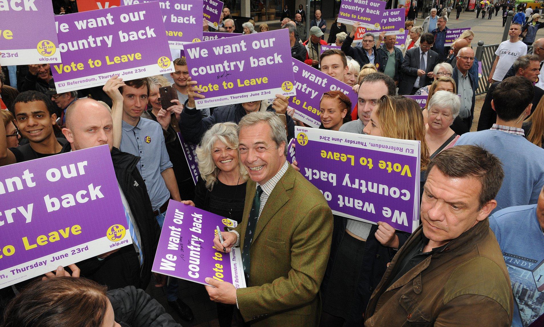 Profits Soaring for Crest Nicholson Brushing Aside Concerns Over the EU Referendum