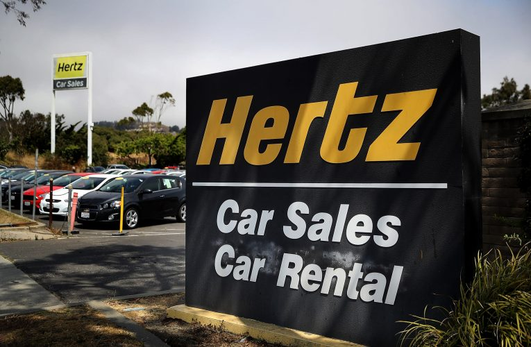 Car Rental Company Hertz Is about to Sell One Billion Shares after Bankruptcy