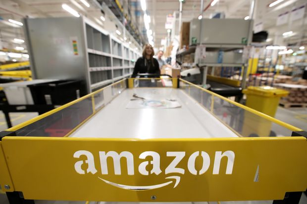 Amazon Set to Face Antitrust Charges in European Union