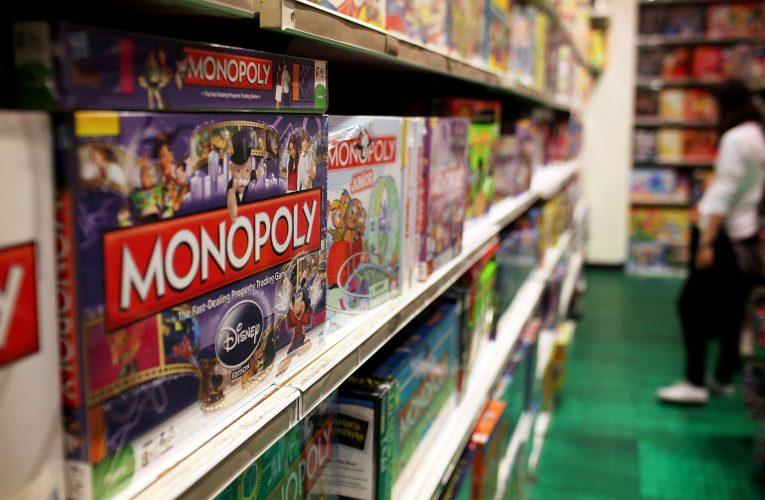 Hasbro's Shares Drops, Revenue Falls 29% As Stores Closure, Product Shortage Hurt Sales