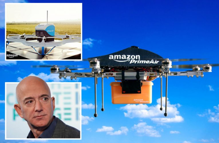FAA Approved Amazon's Drone to Fly