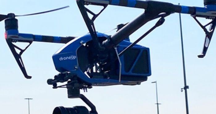 Walmart's Latest Drone to Deliver Covid-19 Tests to Homes